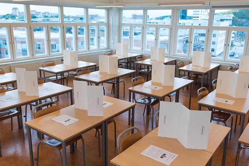 Focusscreen – Klassenzimmer vorbereiten