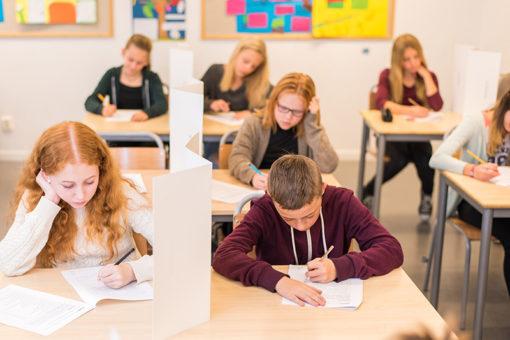 Focusscreen Classroom Students