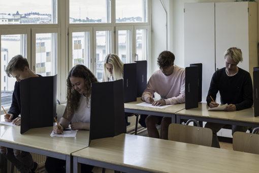 Focusscreen XL Classroom Students